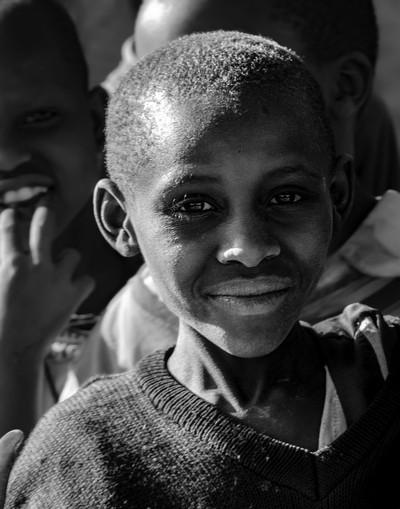 Tanzanian Child Mt Kilimanjaro 07