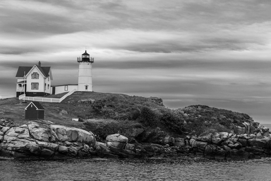 Nubble Lighthouse hs