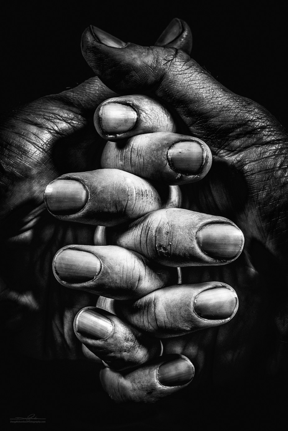Working Hands by douglasrichardson - Shooting Hands Photo Contest