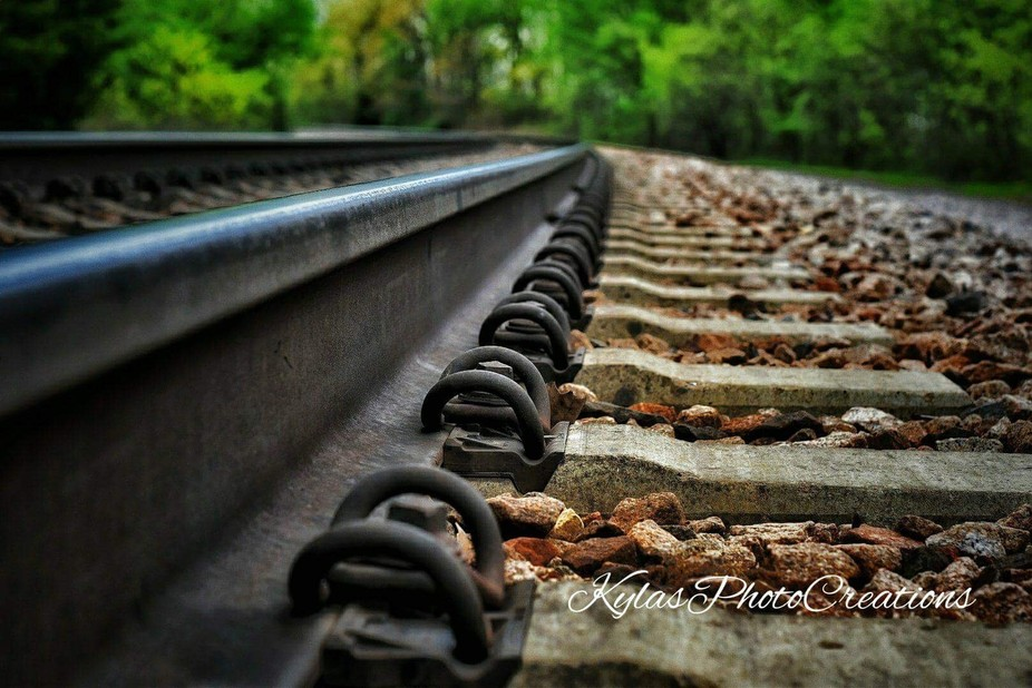 Rails of time