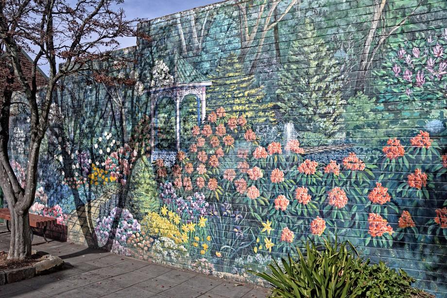 Street Art -  Leura, NSW, Australia