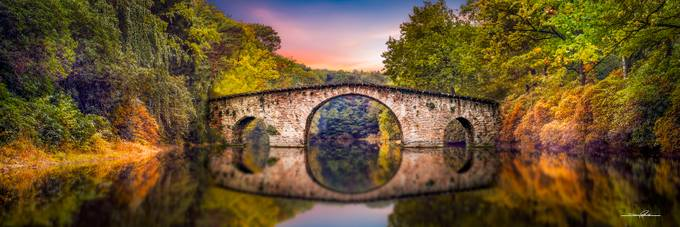 Three Arch Bridge by douglasrichardson - Spectacular Bridges Photo Contest