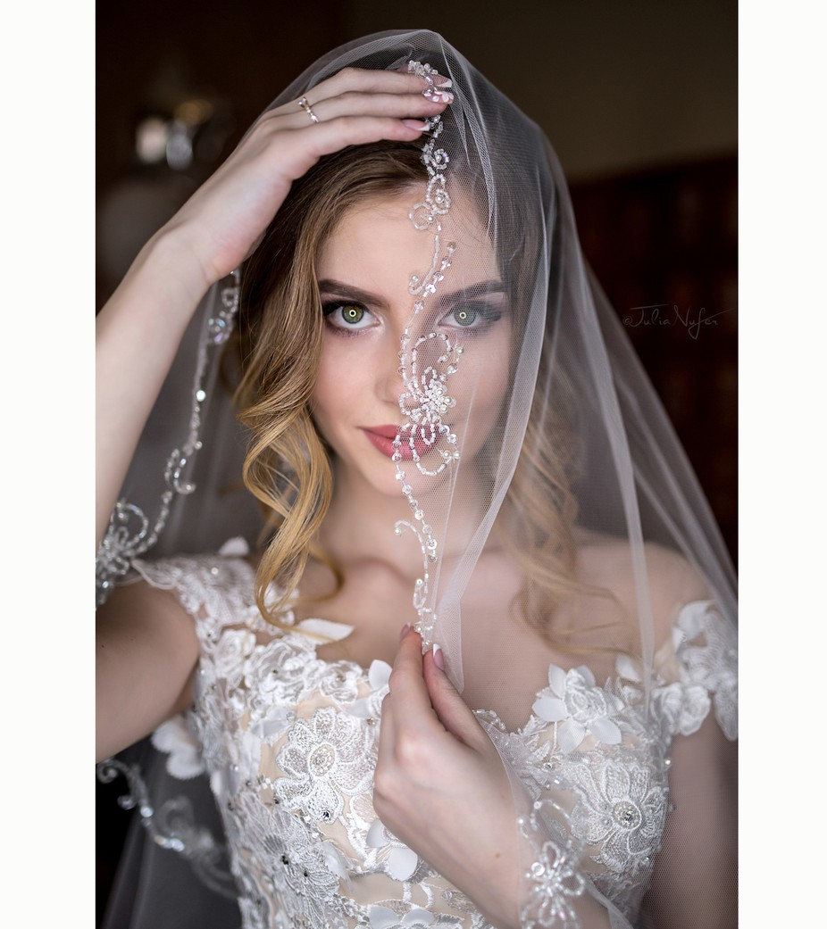The Bride by julianufer - Elegant Photo Contest