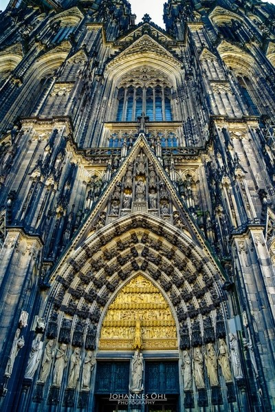 Main Portal of Cologne Cathedral