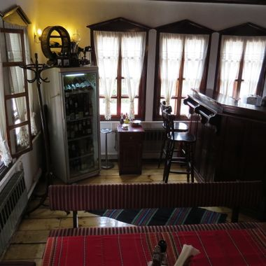 The bar, Starata Kashta (The Old House)