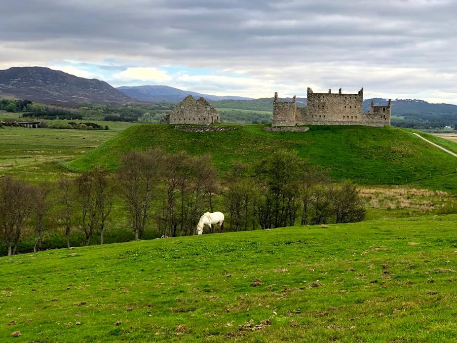Scotland May 2018