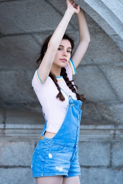 Jessica P :: Young Sweetie Below the Arched Roof II