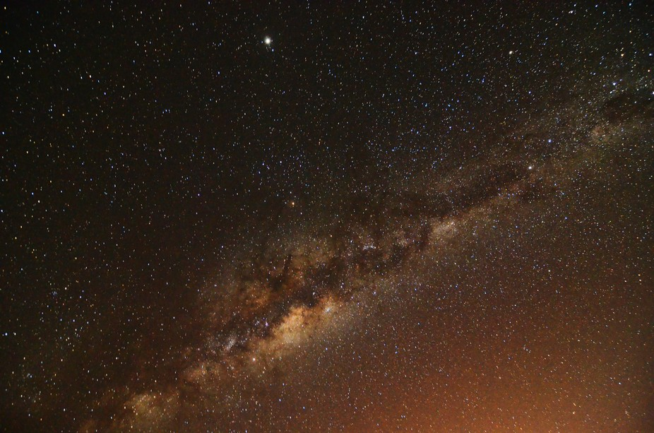 Astrofotografia en Copiapó