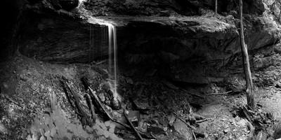 Sheepskin Hollow Falls Pano 2