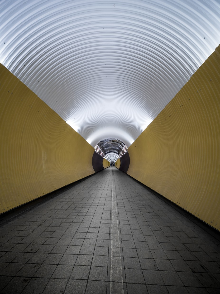 Symmetry by jgnu - Shooting Tunnels Photo Contest