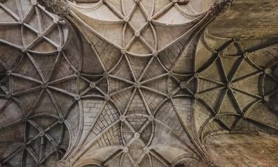 Jeronimos Monastery Ceiling