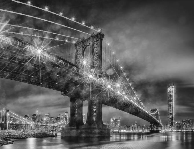 Sparkling Dumbo by GigiJim08 - New York Photo Contest