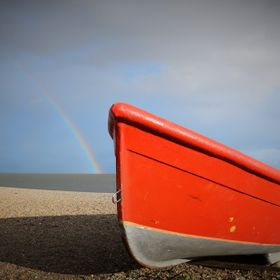 Red Boats and Rainbows