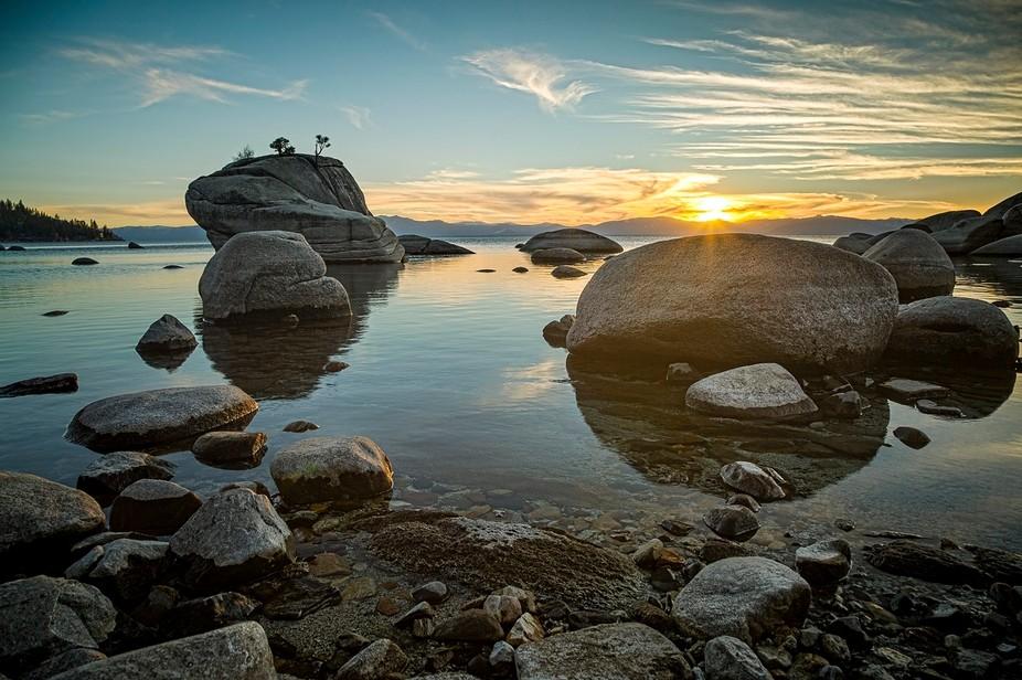 Costal Rocks