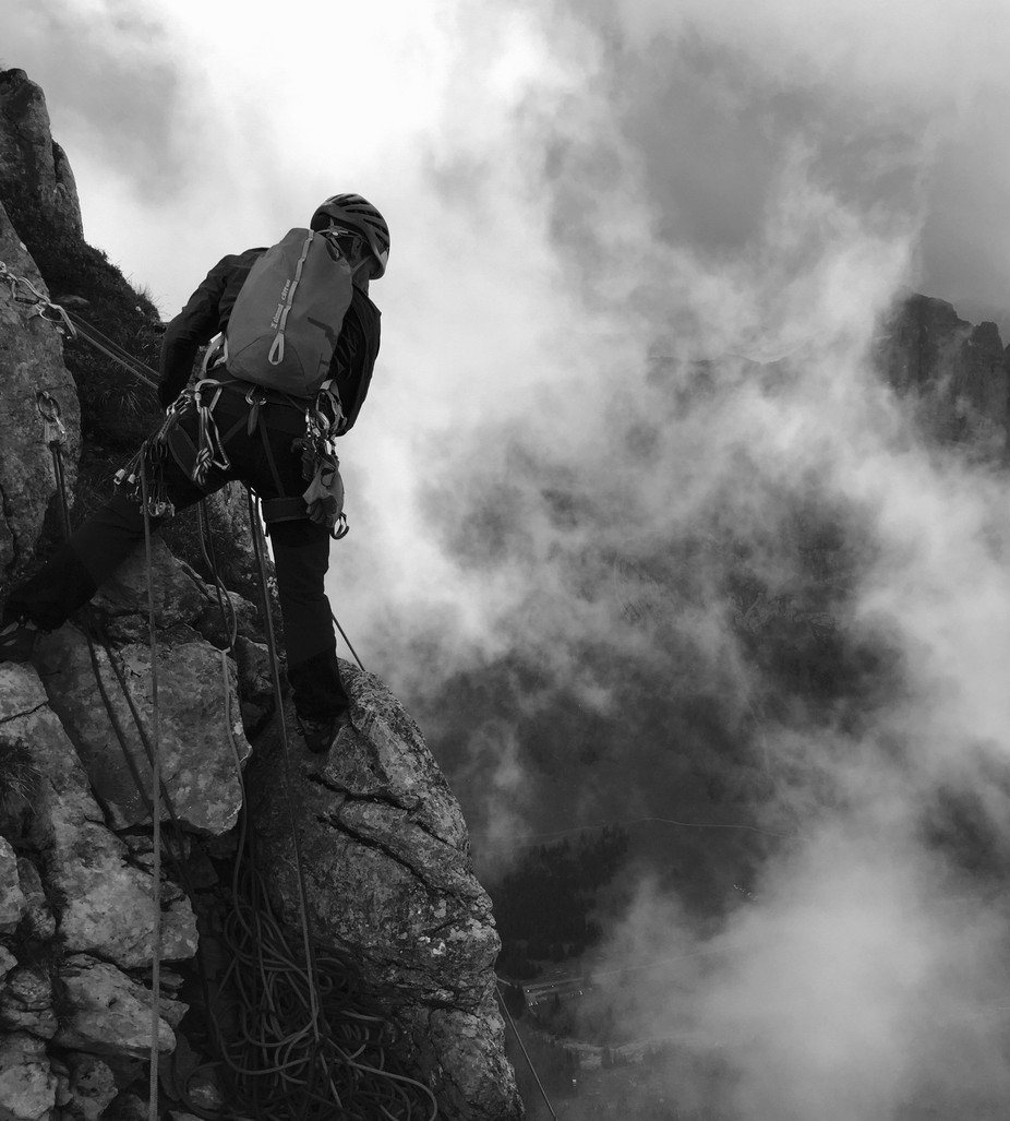 Looking over the edge by GPaparakis - Health And Fitness Photo Contest