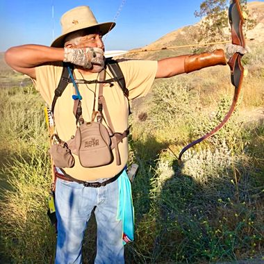 Navajo sharpshooter!