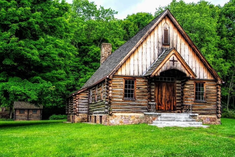 Laurel Valley Church in Smyth County VA 2