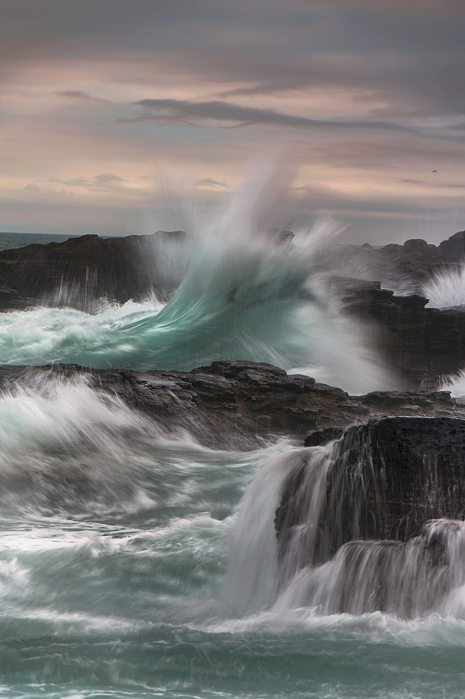 Chaos  by WildSeascapes - The Natural Planet Photo Contest