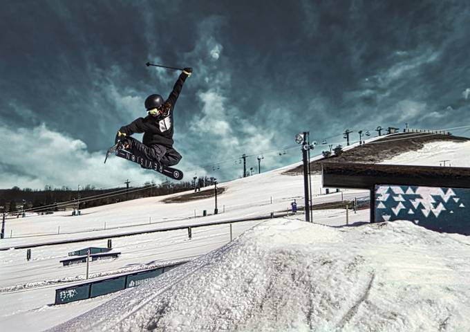 Ski Days by adavies - Health And Fitness Photo Contest