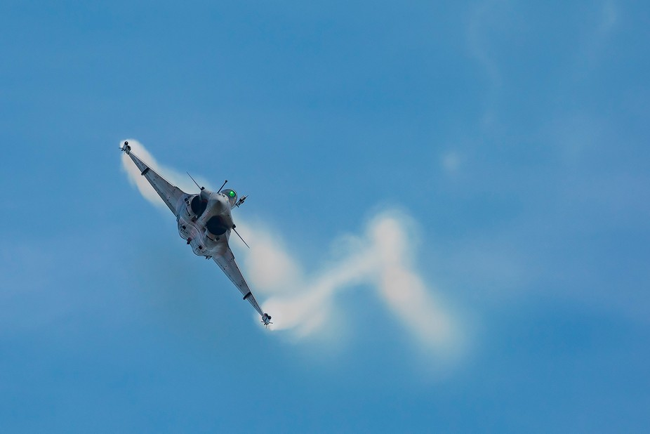 Dassault Rafale at RAF Cosford Airshow 2018