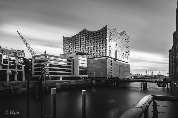 Elbphilharmonie  by Elchin_Jabbarov - Warehouses Photo Contest
