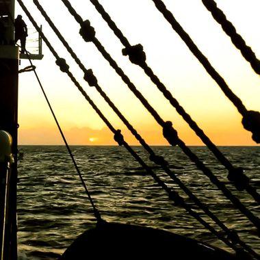 Aboard U.S.C.G C. TAHOMA 908