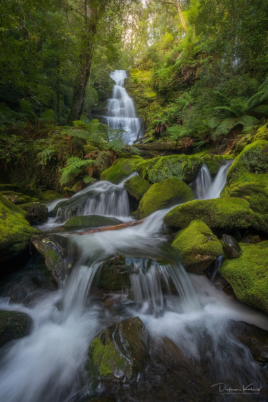 Bastion Cascades by lake_of_tranquility - The Natural Planet Photo Contest