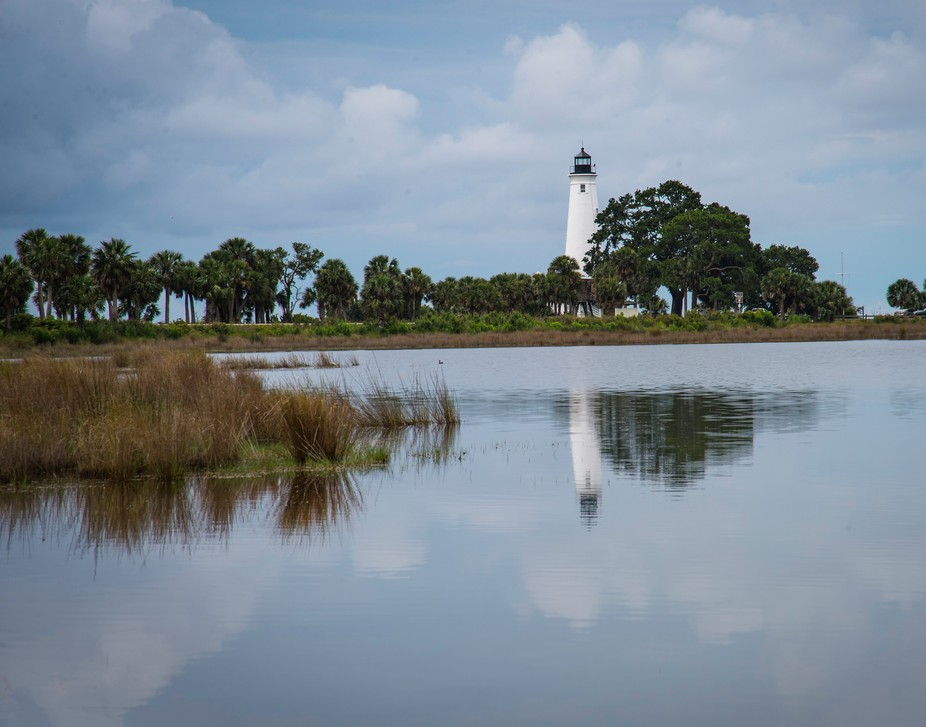 St Marks Lighthouse FL_DFT3273