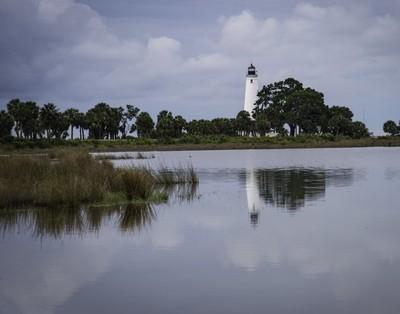 St Marks Lighthouse FL_DFT3273
