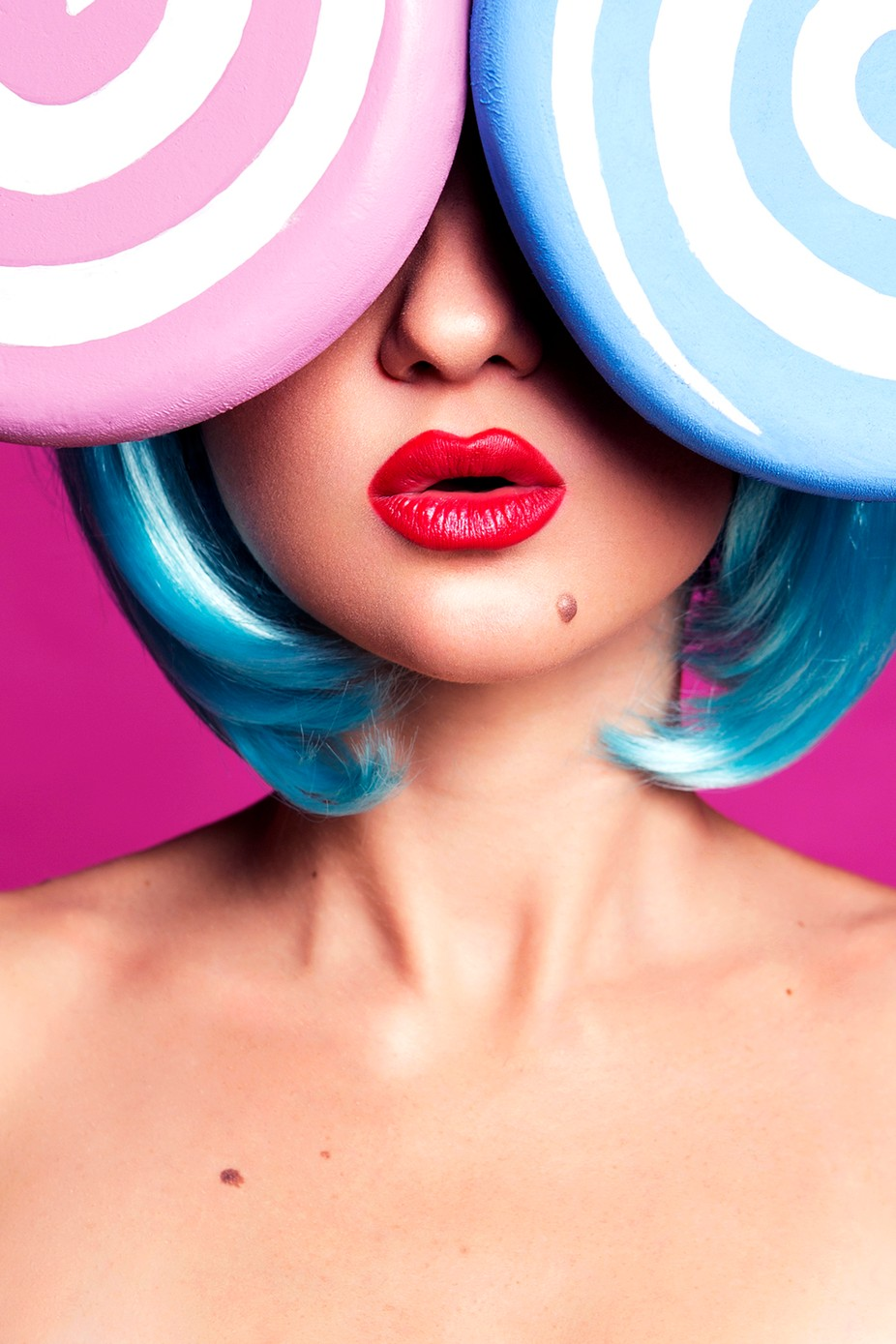Candy Girl by AnnaDemy - Image Of The Month Photo Contest Vol 34