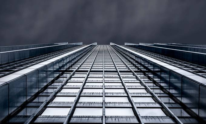 Way up there by Carol8345 - Tall Structures Photo Contest