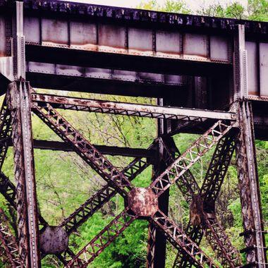 Bridge in Steeltown