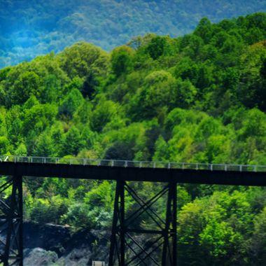 Bridge Over the Blue Ridge