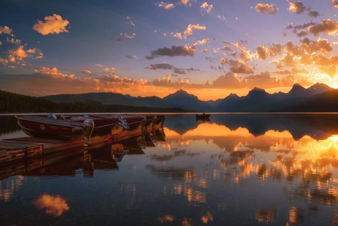 Serenity by atanubandyopadhyay - Lakes And Reflections Photo Contest
