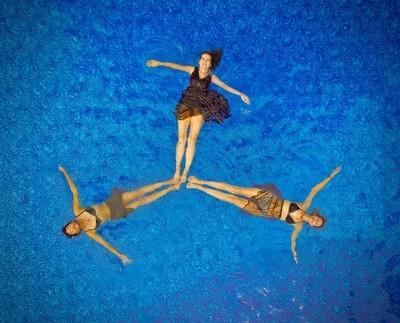 Trifecta - Pool Nymphs