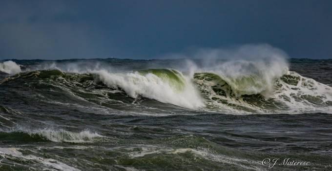 Super Rough Seas At Nauset Beach