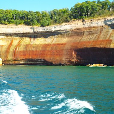 Picture Rocks National Lakeshore, Munising,Mi