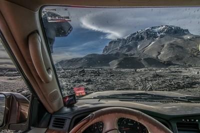 Cruising into Mordor