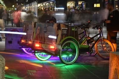 Ghost biking