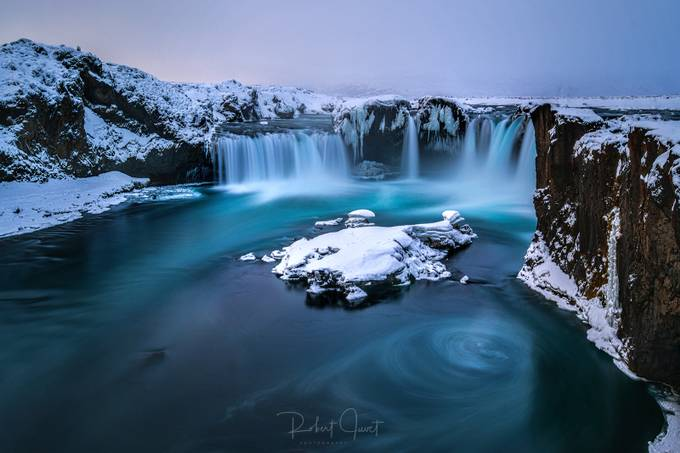 godafoss Iceland by robertjuvet - The Natural Planet Photo Contest