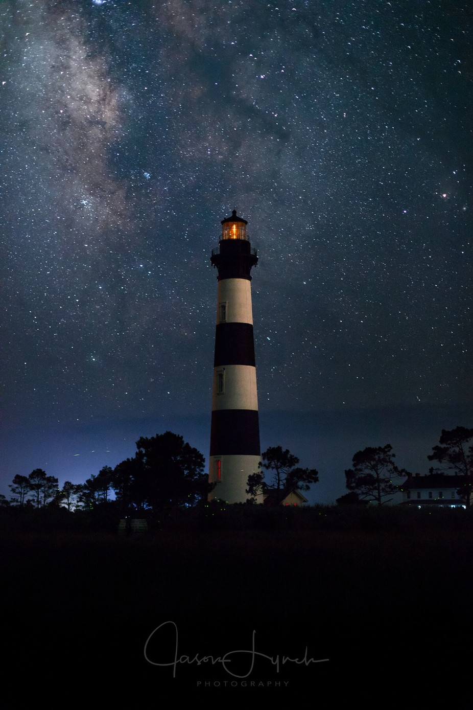 Bodie Island lighthouse. Outer Banks, NC by jasonlynch - Night Wonders Photo Contest