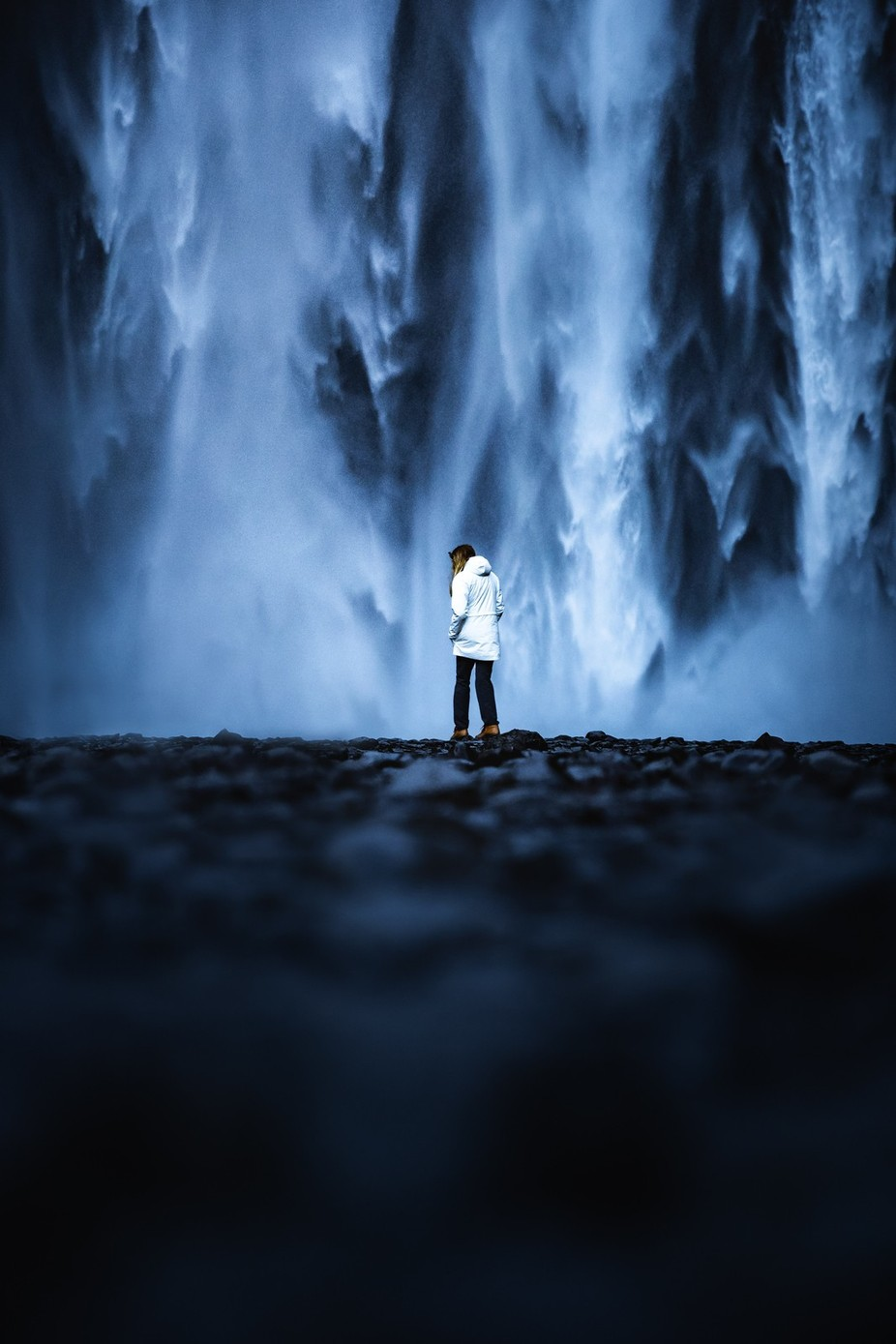 Skogafoss, Iceland  by andrewstuder - Image Of The Month Photo Contest Vol 34