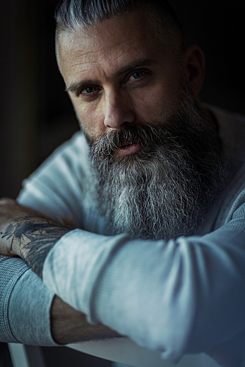 The soul of a man by panilsson - Beards and Mustaches Photo Contest