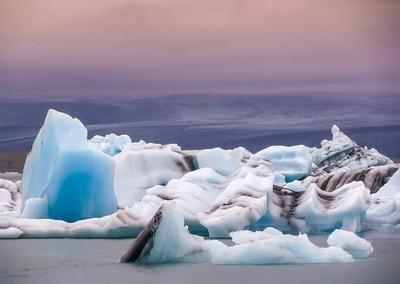 Jokulsarlon Glacier Lake
