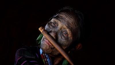 Woman of Myanmar