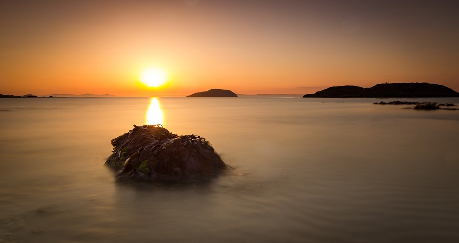 The weather has been great so I figured I'd head home from work via North Berwick to see...