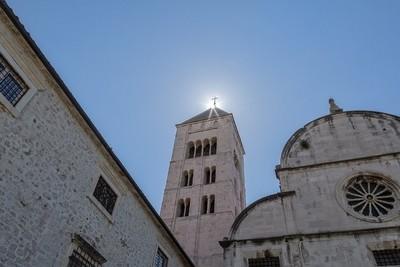 Zadar, Croatia, Bell Tower