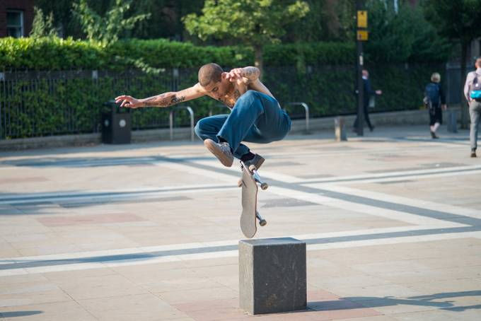 big air by thrimage - Health And Fitness Photo Contest