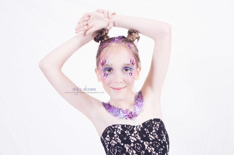 Ultra Violet ????  Model | Claire Bear - Junior Model https://m.facebook.com/Claire-Bear-Junior-M...