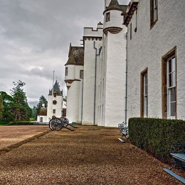 Blair Castle -  Pitlochry, Scotland